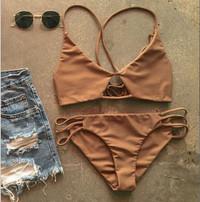 wish swimwear women swimsuit bikini push up bikinis set bathing suit maillot de bain femme. Black Bedroom Furniture Sets. Home Design Ideas