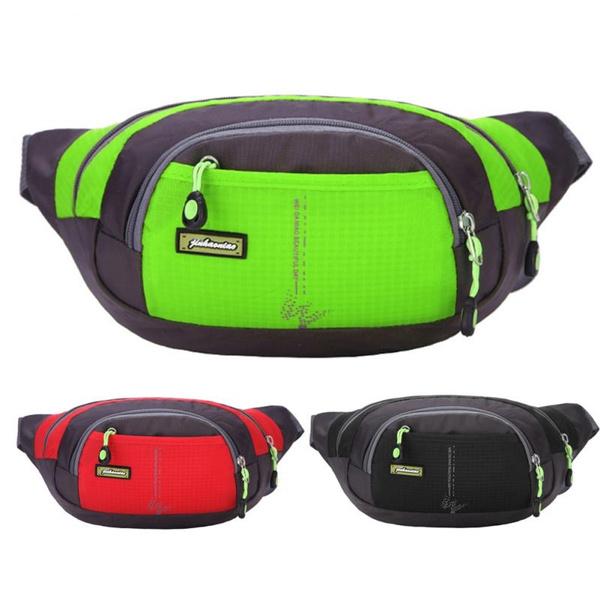 Picture of Unisex Men Women Running Bag Travel Handy Hiking Sport Waist Bags