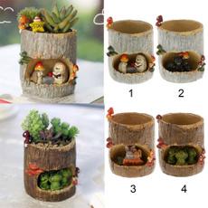 Bonsai, Storage Box, Plants, Garden