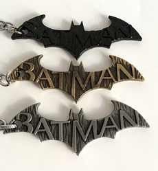 batman jewelry, Fashion, Key Chain, wordbatman