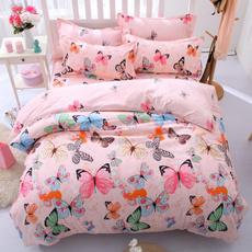 butterfly, Cotton, cottonbeddingset, Cover