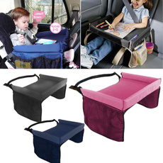 Kids Travel Play Tray Table Baby Car Seat Buggy Pushchair Snack TV Laptray Hot