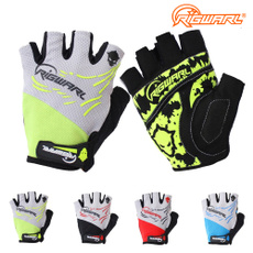 RIGWARL GEL Breathable Mesh Half Finger Cycling Gloves With Skid Resistance Silicon Printing GYM Bicycle Gloves