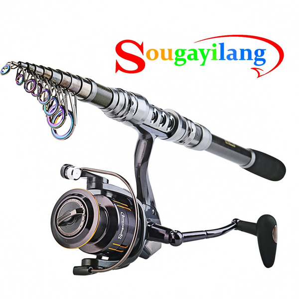 saltwaterfishing, carbonspinningfishingrod, fishingrodandreelcombo, Fishing Tackle