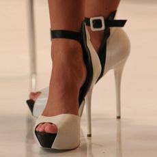 Summer, High Heel Shoe, Womens Shoes, summersandal