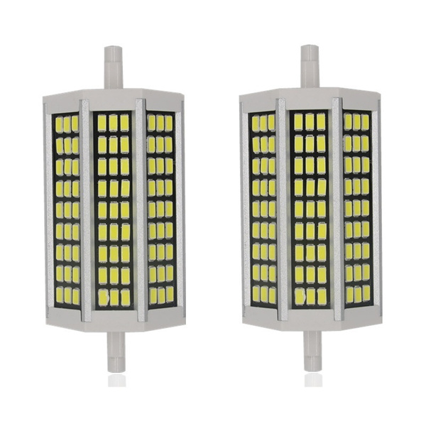 Led halogen replacement floodlight lamp 78mm lights for Led r7s 78mm 20w