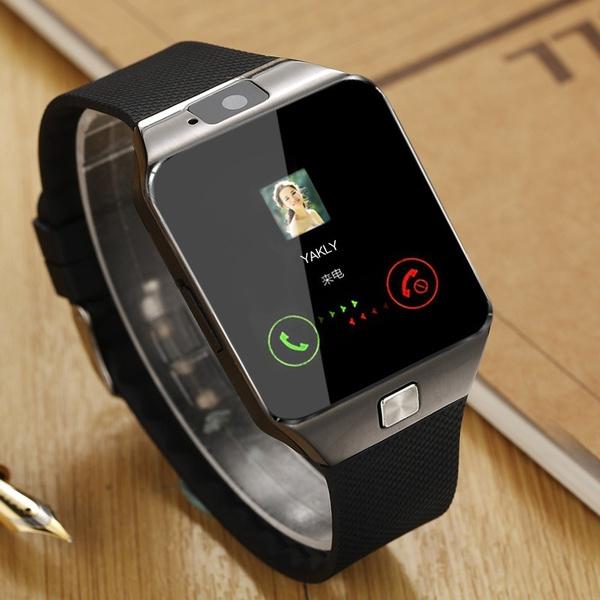 Picture of Waterproof Mobile Phone Sim Card Smart Watch