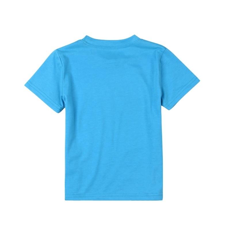 2 6 ans v tements enfants gar ons t shirt bleu manches courtes t tee shirt le petit prince. Black Bedroom Furniture Sets. Home Design Ideas