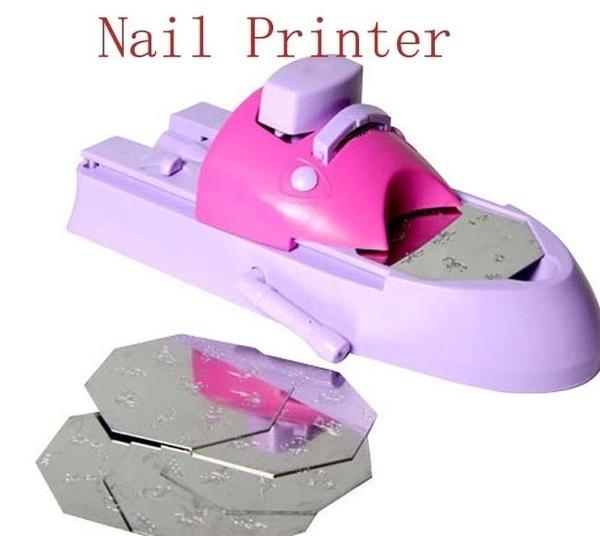 Wish   Nail Art Stamper Colour Printer Printing Stamp Machine Nail ...