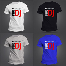 Dj, Letters, Men, Dj Equipment