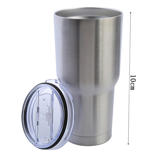 Spill Proof Lid For YETI Rambler 30 Oz Tumbler Cup  (Cup Not Included)