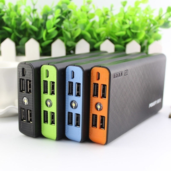 Picture of 50000mah 4 Usb Power Bank Portable Battery Charger