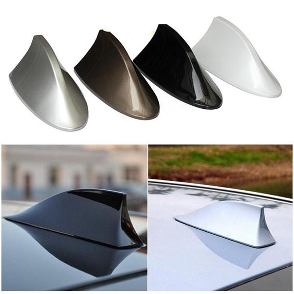 Decorative Roof Top Shark Fin Antenna Topper Dummy Car Accessories