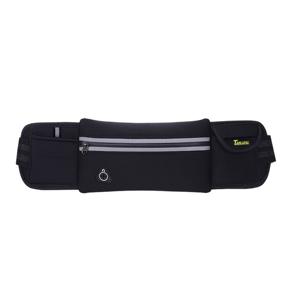 Anti-theft Slim Running Cell Phone Chest Waist Fanny Bag Sports Running Bag