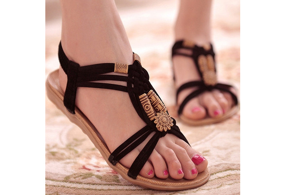 Awesome Product Fashion Sandals Women Shoes Sandals Comfort Sandals Summer Flip Flops Fashion High Quality Flat Sandals Gladiator Sandalias Cfy1