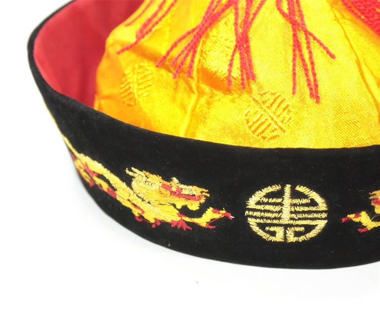 chinese emperor hat - photo #29