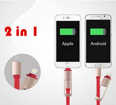Original Brand 2-in-1 Sync Data Fast Charger Cable Micro Quick-store-Z