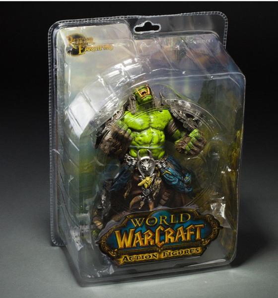 world of warcraft orc shaman