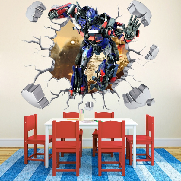 Attractive Wish | Transformer Room Decor