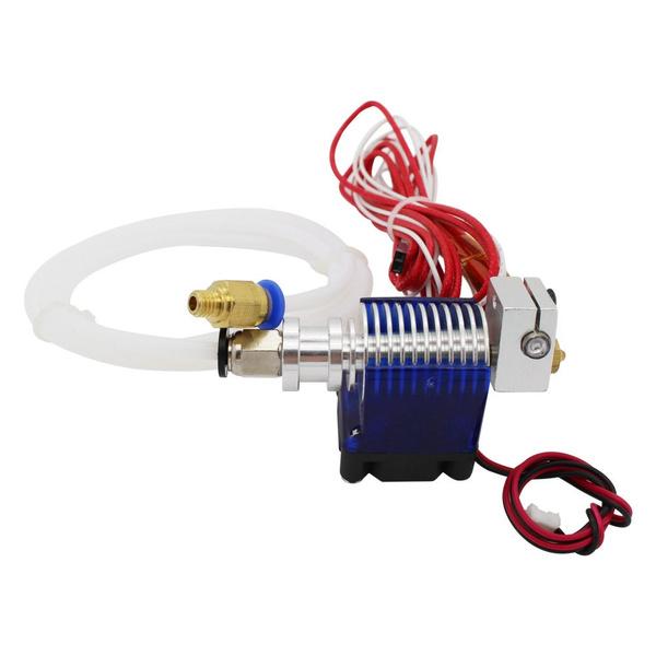 Picture of New J-head E3d V6 Hot End 1.75mm/0.3mm 0.4mm Nozzle Tube 3d Printer Extruder Kit