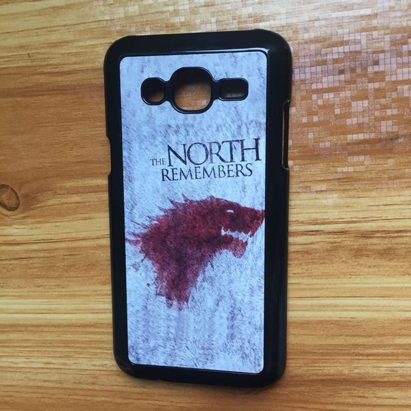 0523a76af Retro The North Remembers Game of Thrones Cell phone Cases Cover for ...