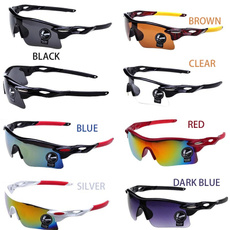 UV 400 High Quilty Explosion-proof Sunglasses Outdoor Sport Cycling Glasses Goggles Motorcycle Glasses Sunglasses