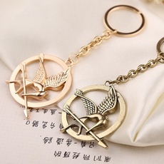 thehungergame, Key Chain, Jewelry, themockingbird