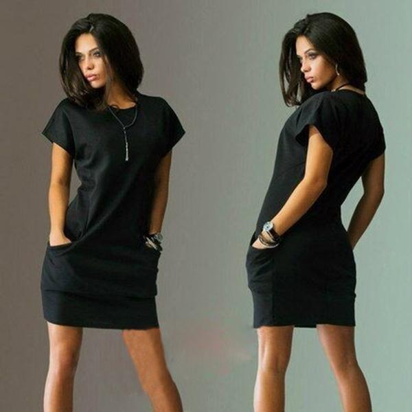 Shorts, short dress, soliddres, fashion dress