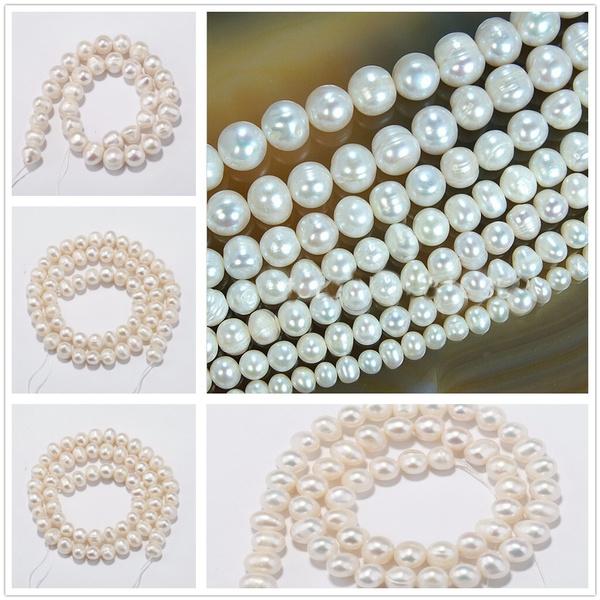 Bead, glasspearlbead, Jewelry, Pearl Earrings