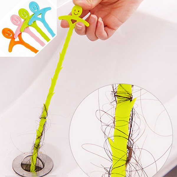 Super Folding Pipe Cleaner Cleaning Hook Sink Bathroom Sewer Floor Drain Dredge Device Small Tools House Creative Pp Cleaning Hook Download Free Architecture Designs Crovemadebymaigaardcom