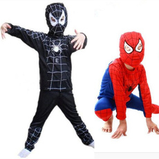 Cosplay, kidsspidermansuit, Spiderman, spidermancosplaycostume