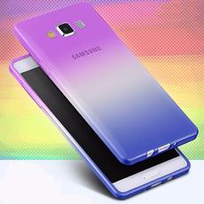 Soft TPU Gradient Color Case For iPhone 4 5 6 6S 6Plus 7 7Plus /Samsung Galaxy S3 S4 S5 S6 S6 Edge S7 S7 Edge /Note 3 4 5 7 /J5 J7 J510 J710 /A3 A5 A7 G530