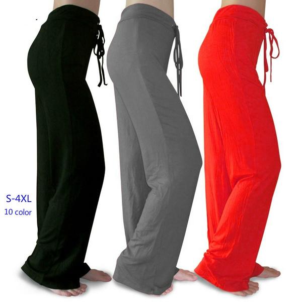 Plus Size, sport pants, women trousers, Casual pants