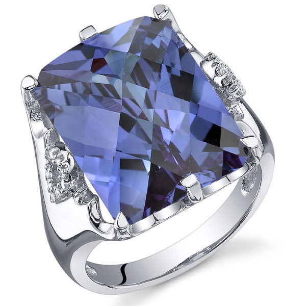 Sterling, Genuine, Jewelry, tanzanite