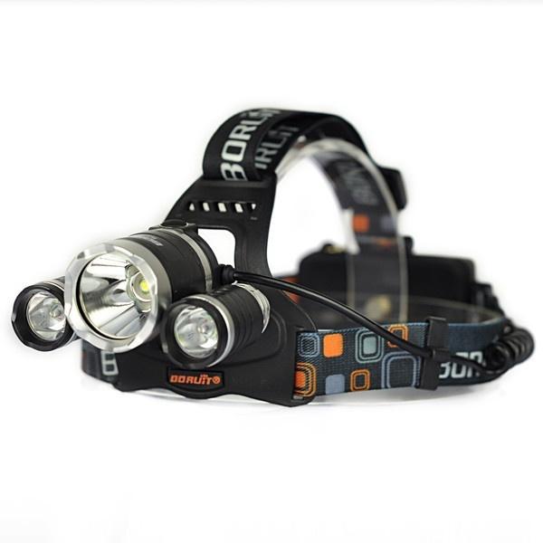 Headlight Frontale LED Camping Fishing Lampe Flashlight Lantern Headlamp eDHIYE92Wb