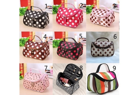 Picture of Side Zipper Cosmetic Bag New