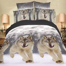 Polyester, Home & Living, Bedding, Queen