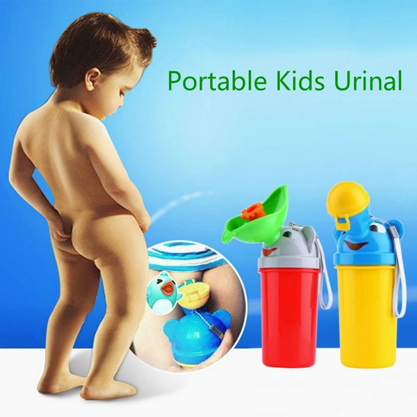 Portable Travel Baby Urinal Toilet
