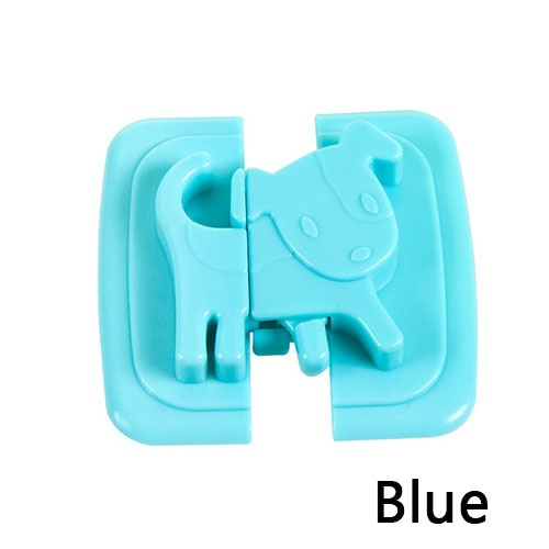 Creative Refrigerator Lock Security Measures Child Infant Baby Kids Security Toddler Safety Locks