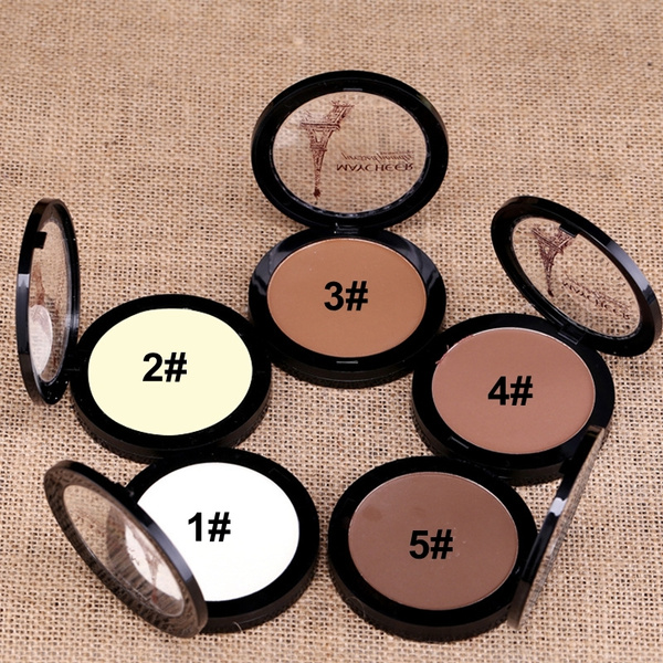 Picture of Professional Face Makeup Concealer Contour Powder Bronzer Makeup Highlighter Pressed Powder