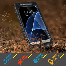 Full Cover Waterproof Shockproof  Snow Proof Cover Case For Samsung Galaxy S7 edge