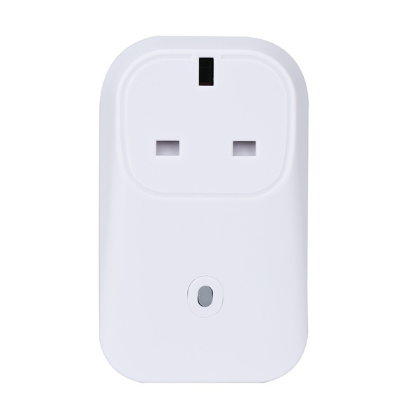 Smart Life Wireless WiFi Smart Cellphone APP Remote Control Power Plug  Socket Switch Outlet