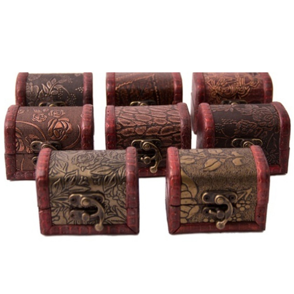 case, Mini, Jewelry, Wooden