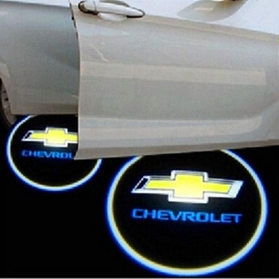 1pair Wireless Ghost Shadow Car Door Led Welcome Laser Projector