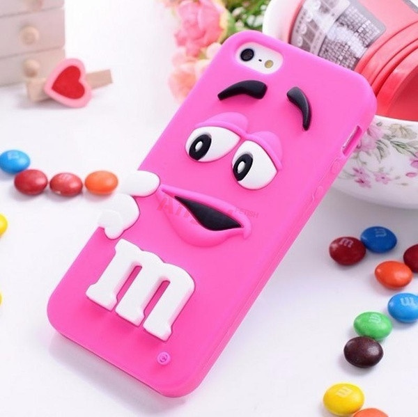 Silicone Phone Case For Iphone 5/5s/6/6s/Plus/Samsung Galaxy S4/S5/S6/Edge S7/Edge Note 3/4/5 J3/J5/J7