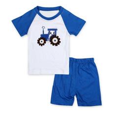 Blues, nightwear, Shorts, cottontee