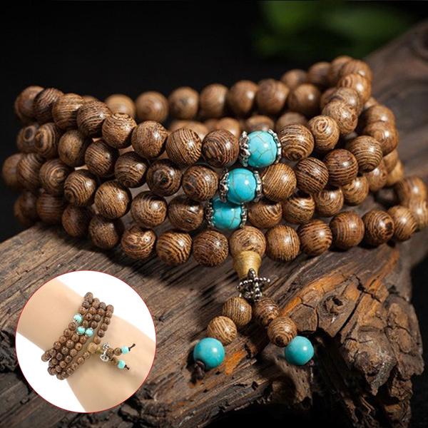sandalwood, Fashion, buddhabracelet, Jewelry