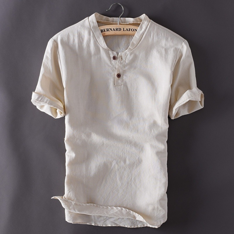 Asian mens shirts