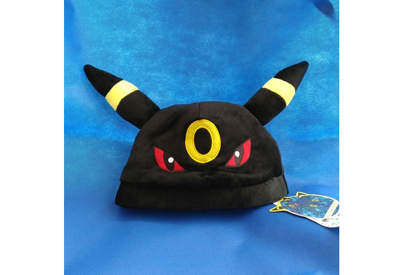 5fbf69a68 High Quality Unisex Pokemon Winter Warm Hat Anime Eevee Lovely Cool Cap for  Kids Adults
