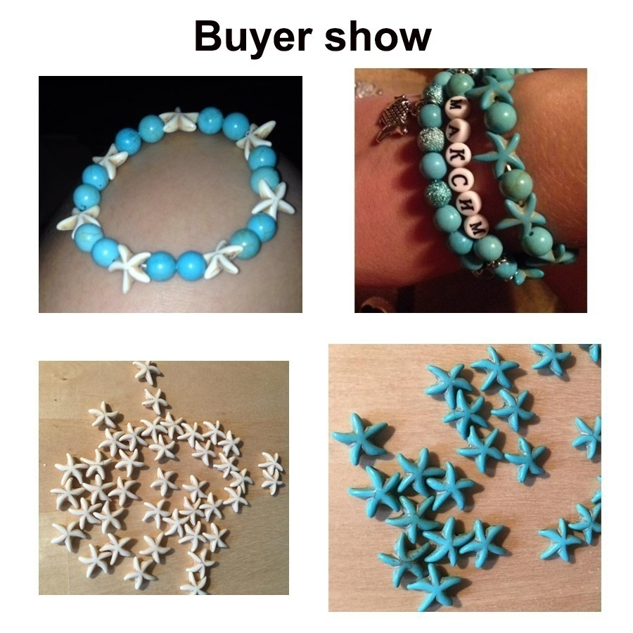 Approx.38pcs//pack Blue White Small Seed Beads Turquoise Beads Loose Spacer